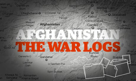 Afghanistan The War Logs