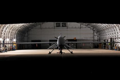 drone General Atomics MQ-9 Reaper