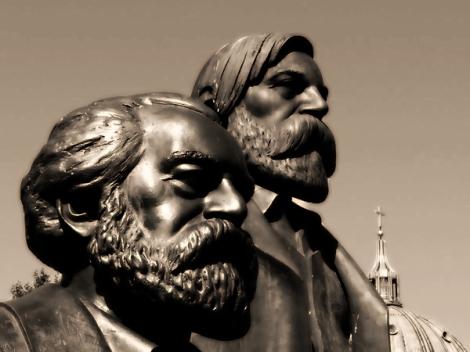 Marx et Engels