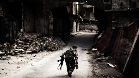 guerre civile syrienne